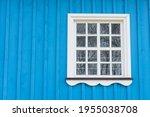 Wooden Window Background....