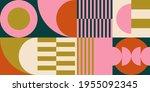 modern vector abstract ... | Shutterstock .eps vector #1955092345