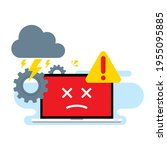 error  alert system overload...