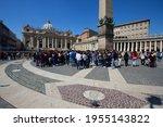 Vatican City  Vatican   April...