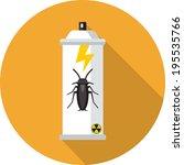 vector bug spray. | Shutterstock .eps vector #195535766