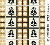traditional asian vector... | Shutterstock .eps vector #1955481178