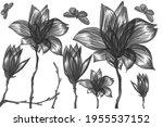 abstract illustration of... | Shutterstock . vector #1955537152