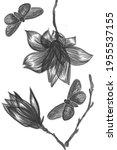 abstract illustration of... | Shutterstock . vector #1955537155