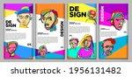 vector webinar banner template... | Shutterstock .eps vector #1956131482