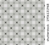 seamless checkered pattern....   Shutterstock .eps vector #1956131968