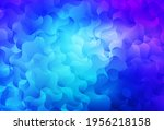 light pink  blue vector texture ... | Shutterstock .eps vector #1956218158