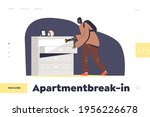 Robbery And Apartment Break In...