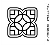 waffle icon  waffle food icon... | Shutterstock .eps vector #1956337462