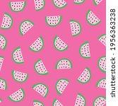 seamless vector pattern...   Shutterstock .eps vector #1956363238