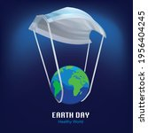 Healthy Earth Arrives By Mask...