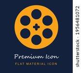 film reel premium material ui...