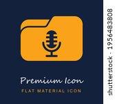 voice recordings folder premium ...