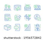 technology icons set. included... | Shutterstock .eps vector #1956572842