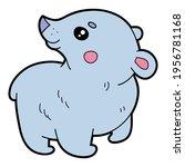 vector educational illustration ... | Shutterstock .eps vector #1956781168