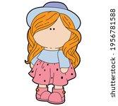 vector educational illustration ... | Shutterstock .eps vector #1956781588