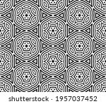abstract fantasy striped thin... | Shutterstock .eps vector #1957037452