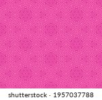 abstract fantasy striped thin... | Shutterstock .eps vector #1957037788