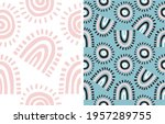 simple abstract geometric print....   Shutterstock .eps vector #1957289755