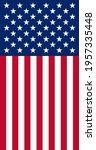 vector illustration. vertical... | Shutterstock .eps vector #1957335448