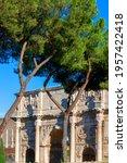 4th Century Arch Of Constantine ...