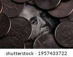 Benjamin Franklin's Face From A ...