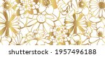 vector background with gold...   Shutterstock .eps vector #1957496188