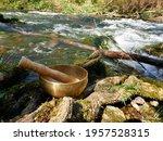 Metal Singing Bowl For Relaxing ...