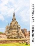 Ruins Of Ayutthaya Temples ...