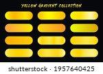 yellow gradients swatches set...