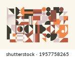 generative design artwork... | Shutterstock .eps vector #1957758265