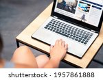 news website design or blog...
