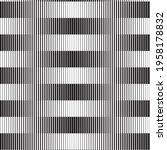seamless halftone horizontal...   Shutterstock .eps vector #1958178832