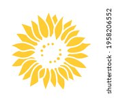Sunflower Icon  Sunflower For...