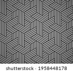 abstract geometric pattern with ...   Shutterstock .eps vector #1958448178
