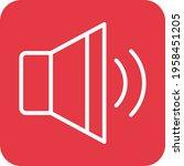 speaker  volume  sound icon...
