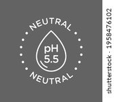 ph neutral balance vector icon  ...   Shutterstock .eps vector #1958476102