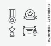 award diploma best flat design... | Shutterstock .eps vector #1958488648