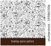color  seasoning  image  food ... | Shutterstock .eps vector #195861506