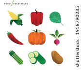 creative abstract vector art ... | Shutterstock .eps vector #1958790235