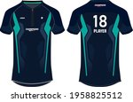 Sports Polo Collar T Shirt...