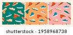 various shoes. boots  sport...   Shutterstock .eps vector #1958968738
