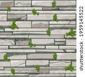 seamless texture stone brick...