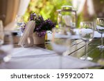moody ornamental arrangement... | Shutterstock . vector #195920072
