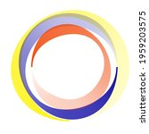 circular  concentric element....