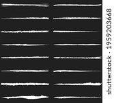 brush  paintbrush stroke.... | Shutterstock .eps vector #1959203668