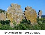 Medieval Tombstone Of Stari Ra...