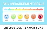 Pain Scale User Interface...