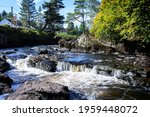 The Falls Of Dochart Are A...