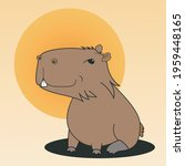 Capybara Largest Rodent In The...